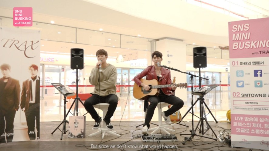 SNS MINI BUSKING with TRAX 트랙스_(2)