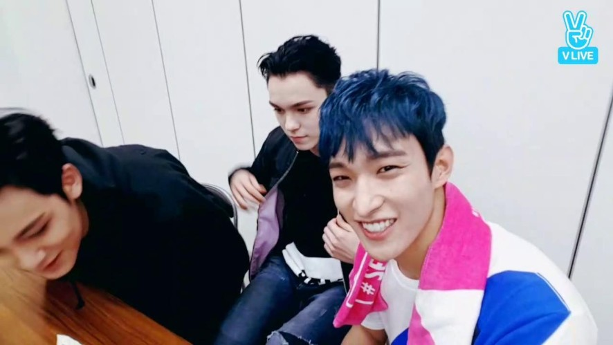 SEVENTEEN 'Happy Birthday! DK&VERNON'
