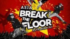 """ASIA BREAK THE FLOOR"" in Vietnam"