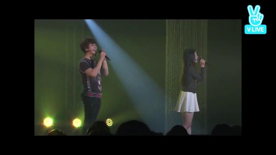 [Double S 301]Hyung Jun Kim Duet with XXinnara (우리둘이_ Two of us) Concert Live