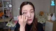 스칼렛의 놀이공원 컬러풀 메이크업 Colorful makeup for amusement park