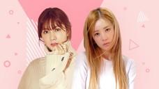 Apink CHORONG HAYOUNG's LieV - 에이핑크 초롱 하영의 눕방 라이브!