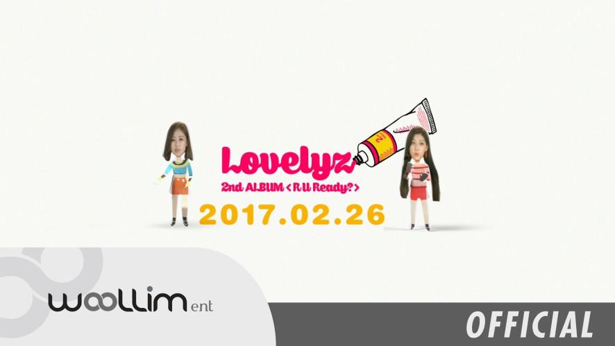 러블리즈(Lovelyz) 2nd Album [R U Ready?] Concept Teaser #1