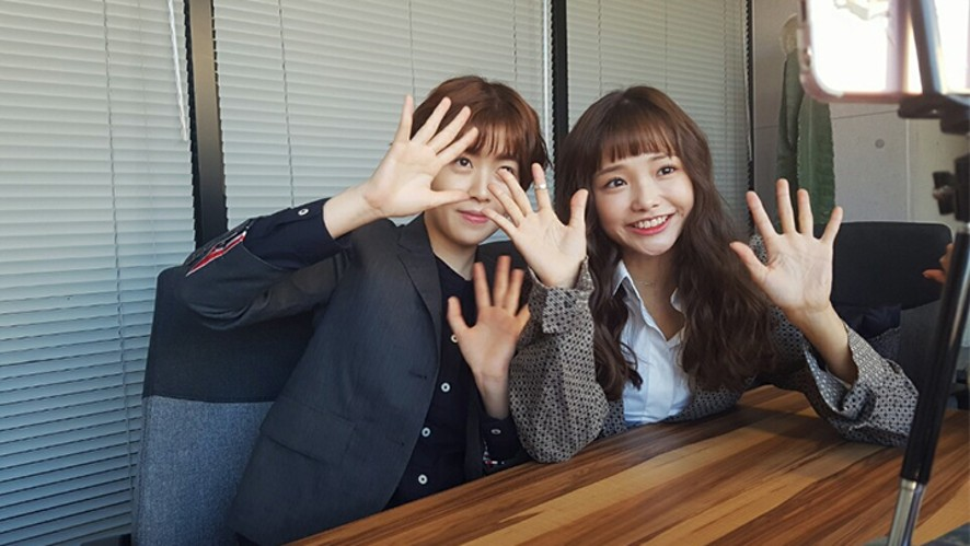[management AND] 심은경&하연수 V앱 예고 영상