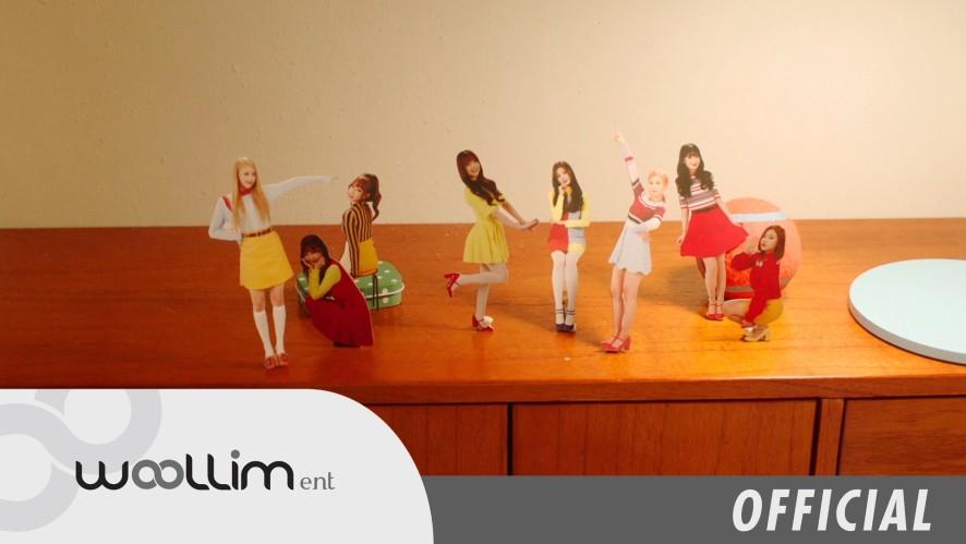"""[V 최초공개] 러블리즈(Lovelyz) """"WoW!"""" Teaser"""