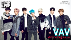 Arirang Radio (Super K-Pop/ VAV)