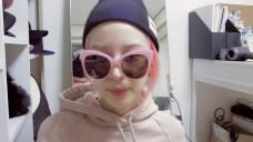 [IRENE's NY Fashion Week] 아이린의 패션위크 준비 비하인드 스토리 - SUNGLASSES