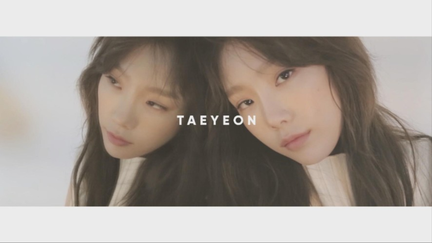 TAEYEON 태연_'My Voice' Highlight Clip #10