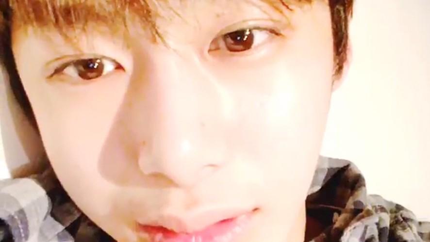 [MONSTA X] 형워니의 Never Ending 눕방..☆★ (Hyung-Won's never ending LieV)