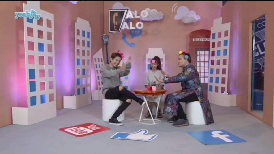 Alo Alo - Số 58 | Kelvin Khánh, Khởi My cười ngất với Trịnh Tú Trung