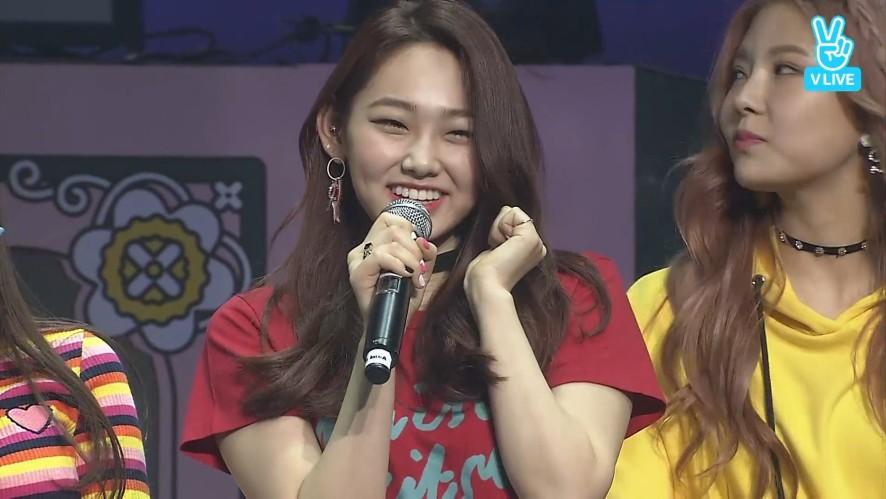 [gugudan] 뀨단이들은 어떤 애?! (gugudan talked about 'A Girl Like Me')