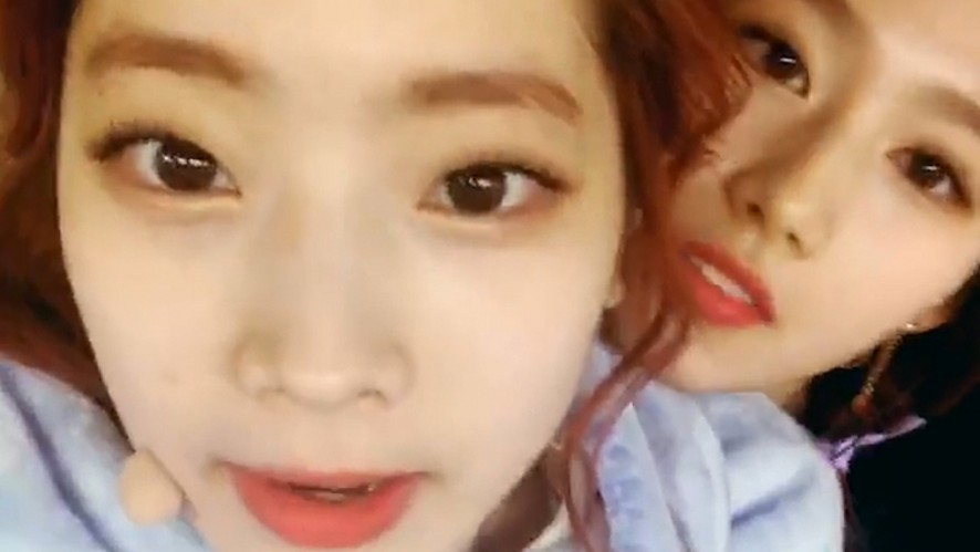 [TWICE] 사이다_애교_전력 (So Cute Sana&DaHyun)