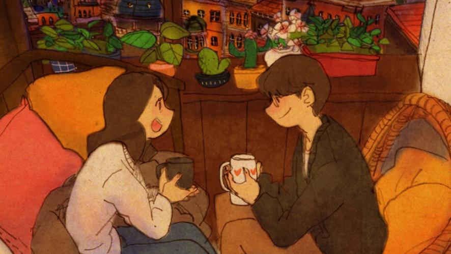 별이 빛나는 밤, 퍼엉의 라이브(A starry night, puuung's live)
