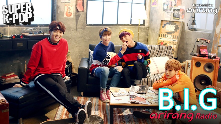 Arirang Radio (Super K-Pop/ B.I.G)