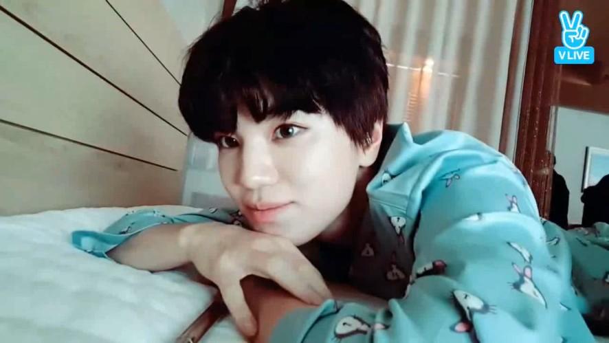 [INFINITE] 집에서 영상화보 찍는 쫑쫑이🍋✨  (SungJung the ultimate handsome)