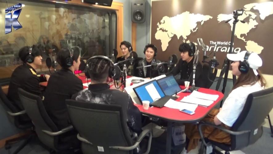 [Sound K] 크로스진 (CROSS GENE) Interview 1