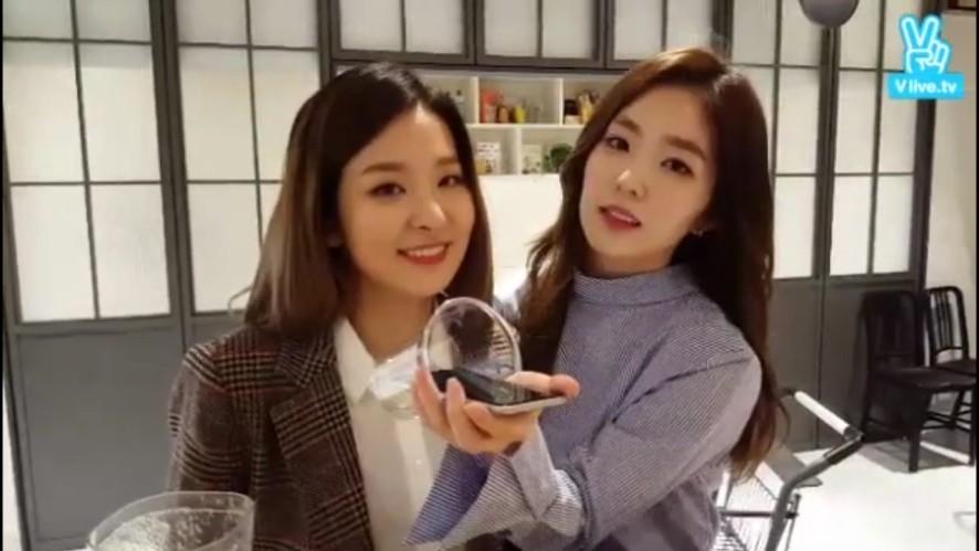 [1년 전 오늘의 Red Velvet] 슬기와 배추의 된장스무디🐻🐰🍹 (Red Velvet a year ago)