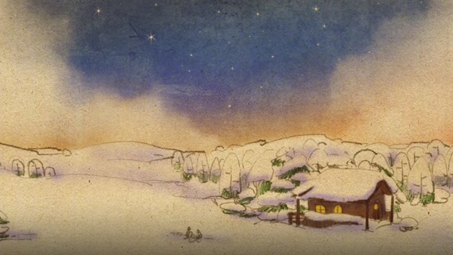 Animation : Snowman