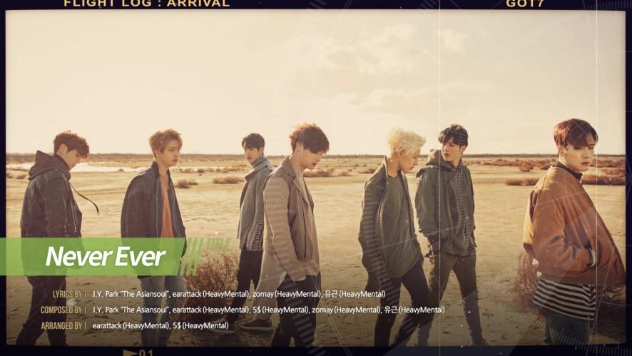 "GOT7(갓세븐) ""FLIGHT LOG : ARRIVAL"" Album Spoiler"