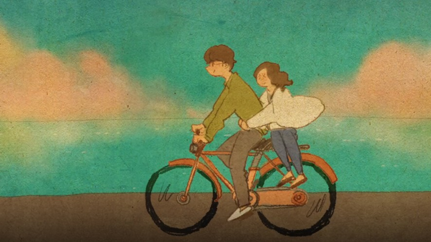 Animation : Bicycle