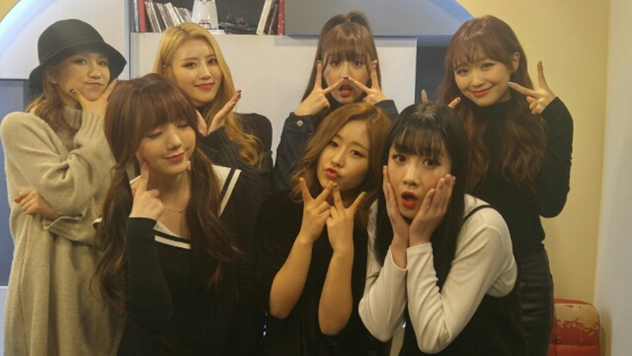 'Lovelyz' Came from the Star !