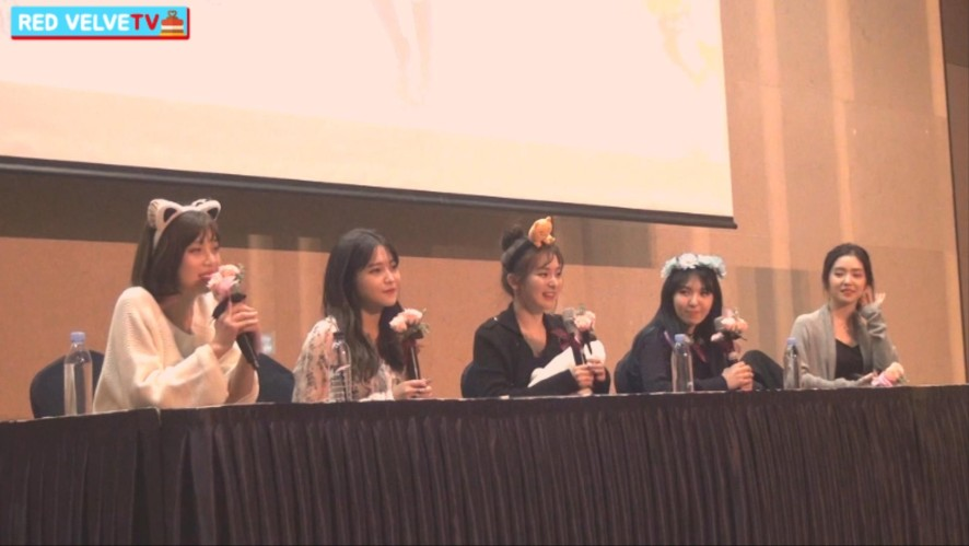 [Red VelveTV] 레드벨벳 'Rookie' 발매 기념 사인회 현장 1