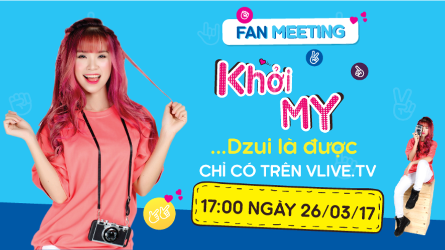 KHOI MY's Fan Meeting