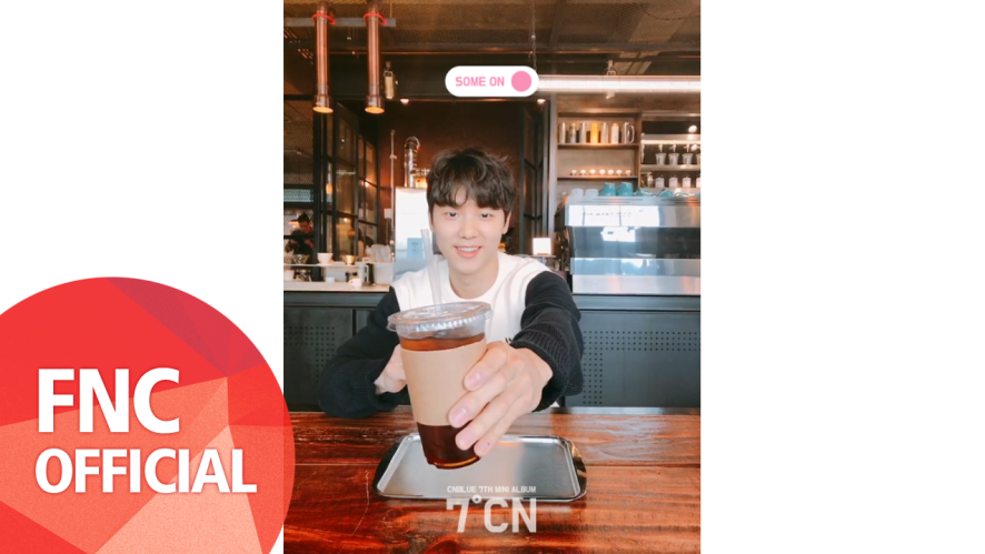 CNBLUE (씨엔블루) - WHITE DAY SPECIAL VIDEO (MIN HYUK)