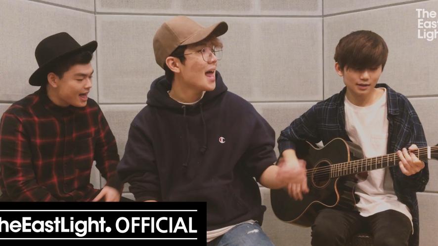 TheEastLight. Seokcheol & Eunsung & Junwook - The Song (Zion. T Cover)