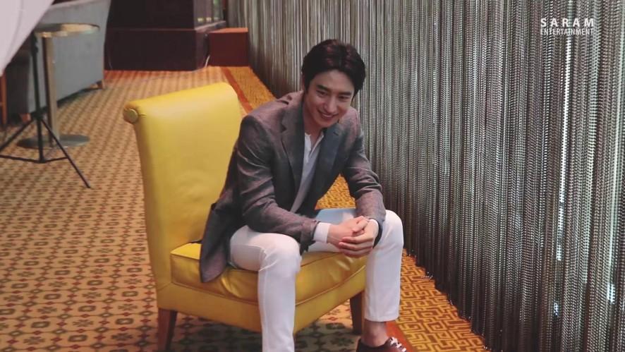 [이제훈] Lee je hoon tvN <내일 그대와(Tomorrow with you)> 싱가포르 프로모션 비하인드