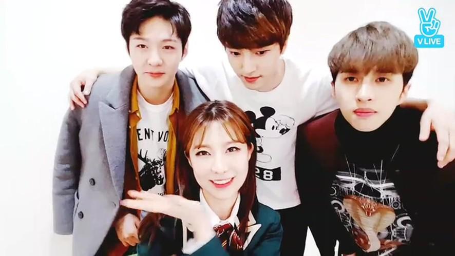 제이민의 기습 V앱 (Alive, J-Min!)