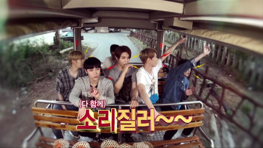 NCT LIFE in Chiang Mai Teaser