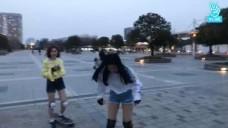 다이아는 보드연습중~!