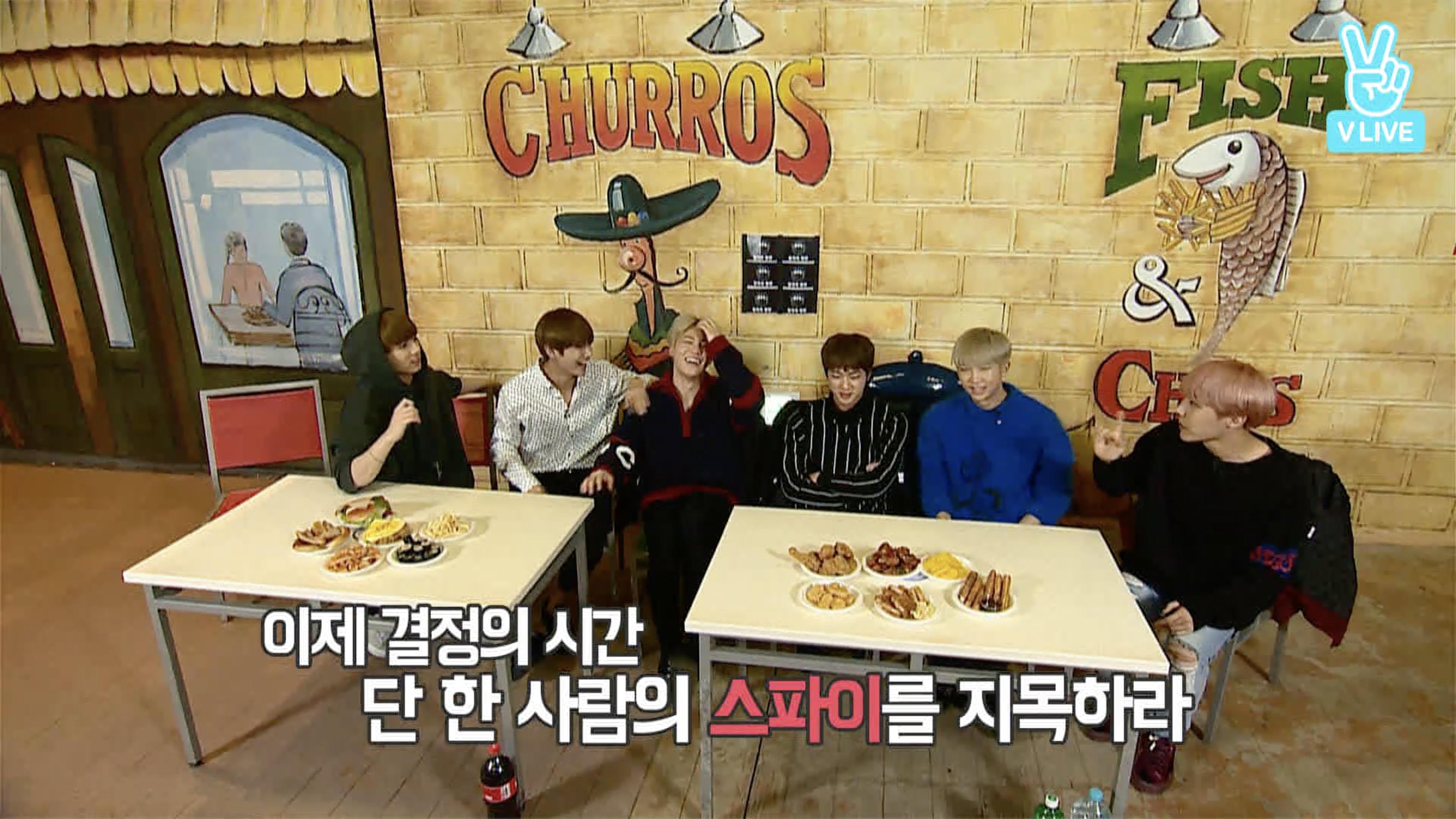 Naver V Live - Video/Subtitle Links for #24885 Run BTS! 2017