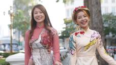 Chi Pu cùng á hậu Hàn Quốc dạo chơi Sài Gòn Tập 2