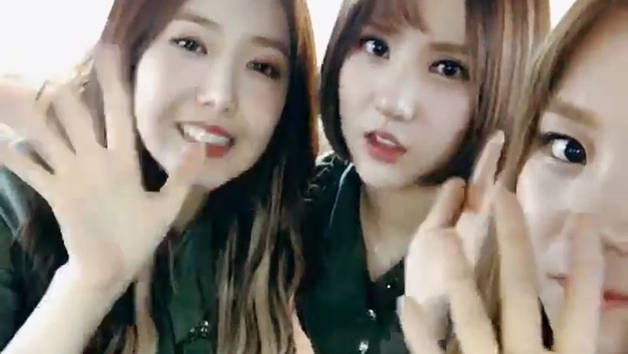 [GFRIEND] 탕탕탕- 요찐이들 출근길 잔망💕(GFRIEND's cute moments on the way to work)