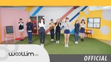 "[V최초공개] 러블리즈(Lovelyz) 예인 Comeback -""WoW!"" Dance Practice"