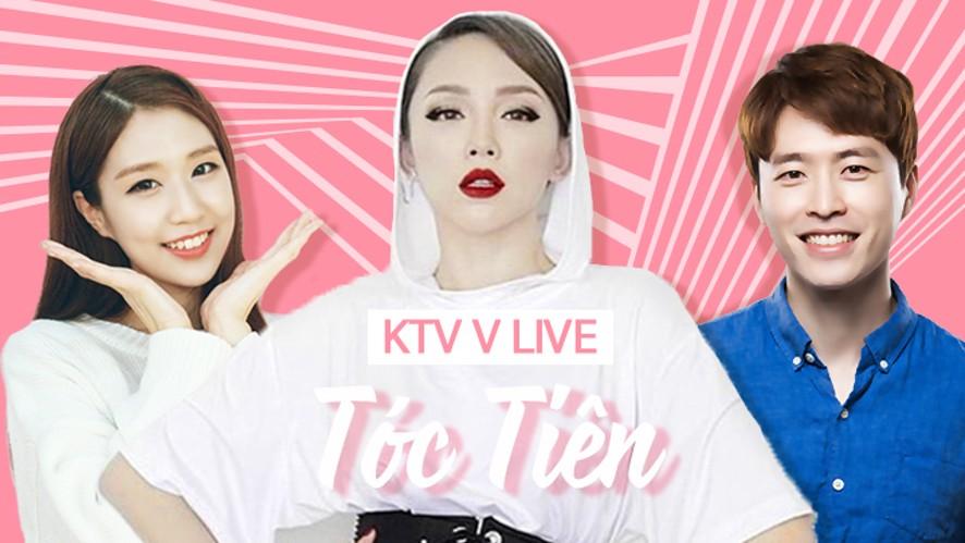 KTV special: Tóc Tiên đến Hàn Quốc rồi!