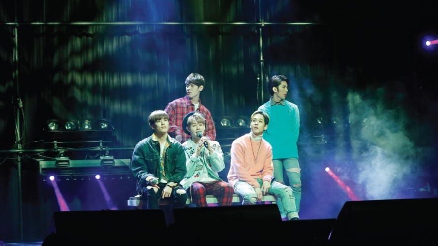 [IMFACT]2017.03.26 미니콘서트 스포해요!