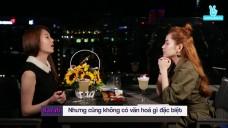 Chi Pu cùng á hậu Hàn Quốc dạo chơi Sài Gòn Tập 3