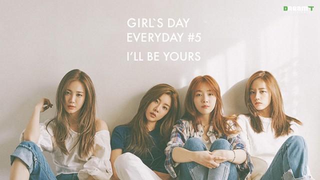 [GIRL'S DAY EVERYDAY #5] Highlight Medley