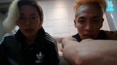 [제이블랙&마리] 자기전 LIVE 수다♡