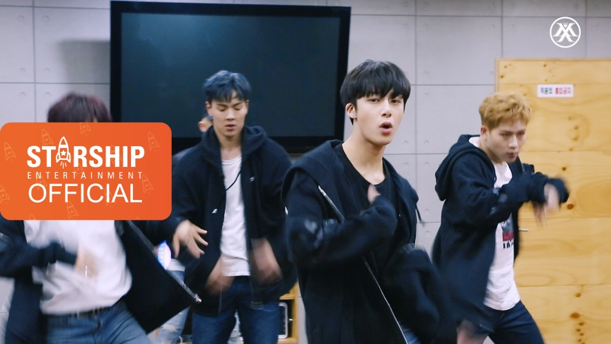 [HYUNGWON][Dance Practice] 몬스타엑스 (MONSTA X) - 아름다워 (BEAUTIFUL)