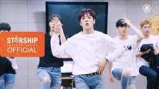 [MINHYUK][Dance Practice] 몬스타엑스 (MONSTA X) - 아름다워 (BEAUTIFUL)