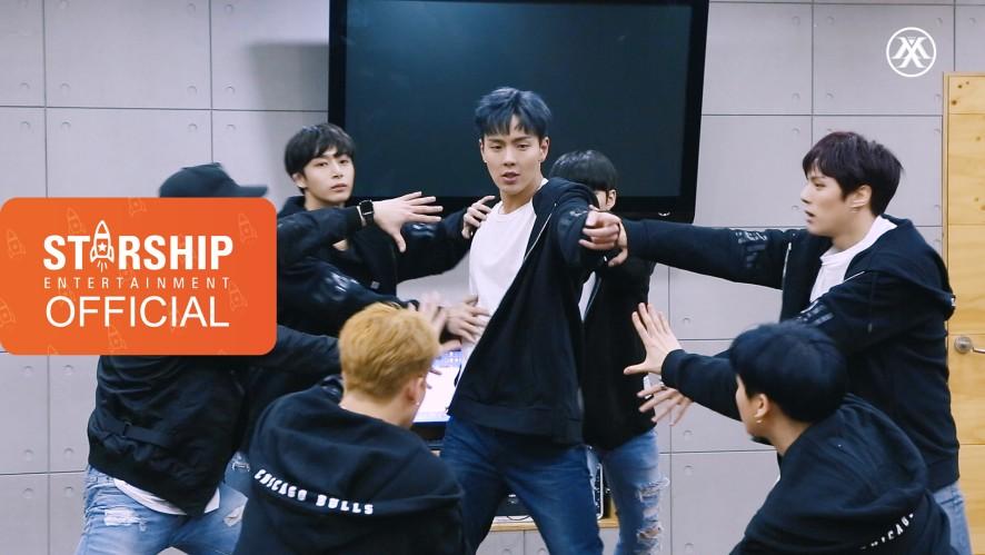 [SHOWNU][Dance Practice] 몬스타엑스 (MONSTA X) - 아름다워 (BEAUTIFUL)