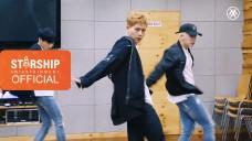 [JOOHEON][Dance Practice] 몬스타엑스 (MONSTA X) - 아름다워 (BEAUTIFUL)