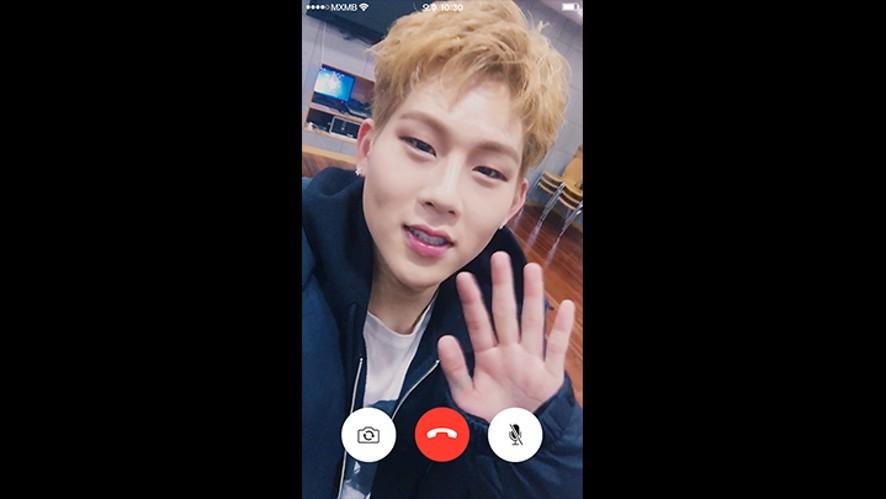 """[영상통화] 주헌 - """"넌 너무 아름다워"""""""