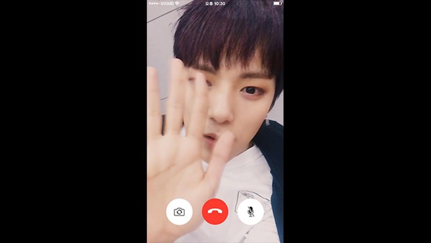 """[영상통화] 민혁 - """"넌 너무 아름다워"""""""