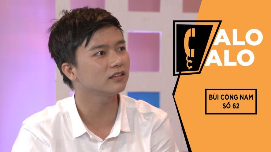 Alo Alo - Số 62 | Bùi Công Nam chủ nhân bài hát Chí Phèo | Gameshow Hài Hước Việt Nam