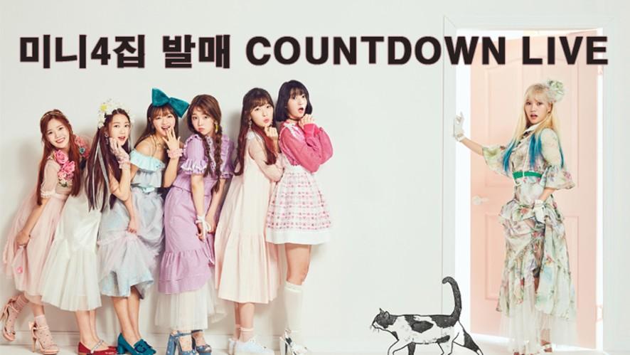 미니4집 '컬러링북' 발매 COUNTDOWN LIVE